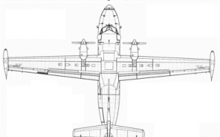 Самолет l-410: фото, технические характеристики