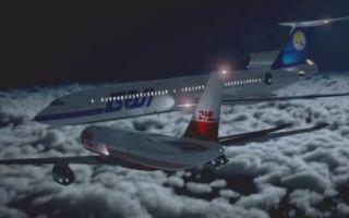Почему падают самолеты: причины