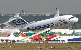 Самолет ту-444: фото, характеристики