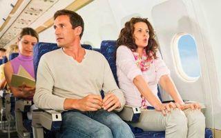 Страшно ли летать на самолете в первый раз