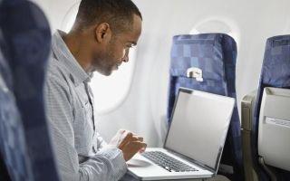 Есть ли в самолетах вай фай с интернетом