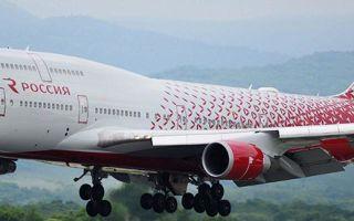 Боинг 747-400 аэрофлот: схема салона, лучшие места