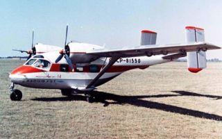Самолет ан-14 «пчелка»