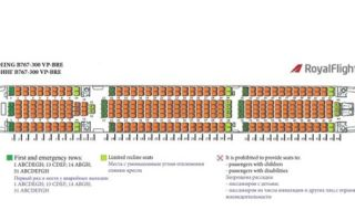 Боинг 767-300 азур эйр: схема салона, лучшие места