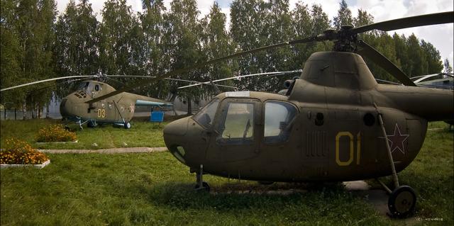 Музей вертолетов в Торжке: официальный сайт