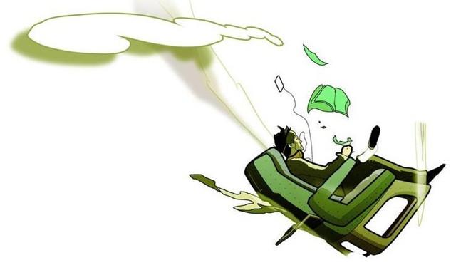 Что делать если выпал из самолета без парашюта