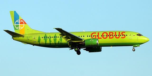 Авиакомпания Глобус: официальный сайт