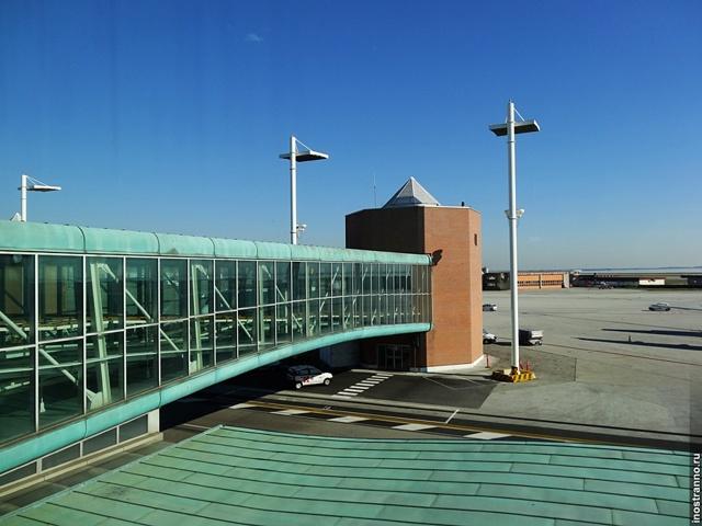 Как добраться из аэропорта Венеции до Венеции