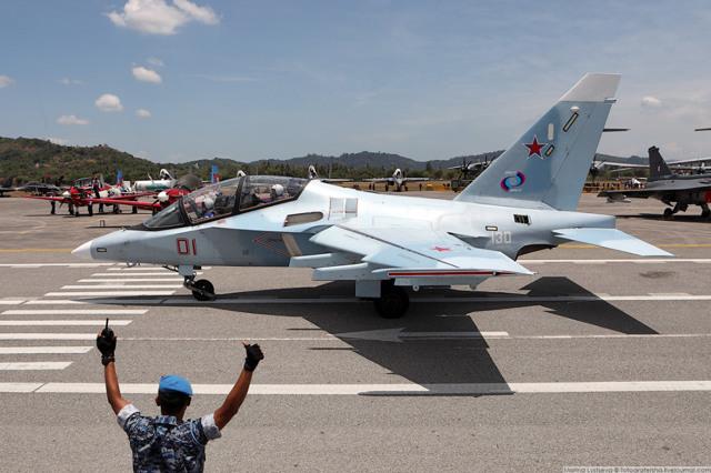 Самолет Як-43: фото, характеристики