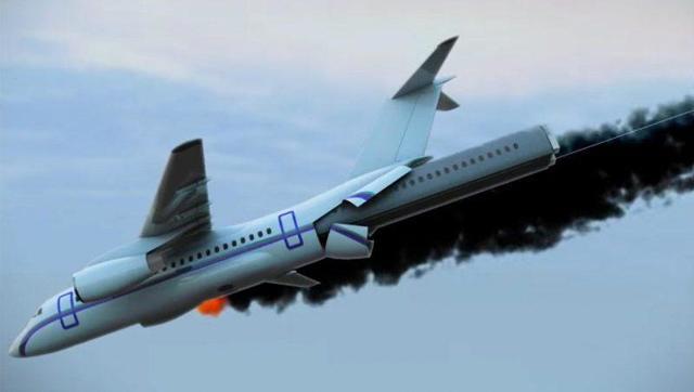 Что делать, если самолет падает?