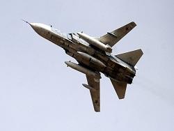 Катастрофы Су-24 за все время