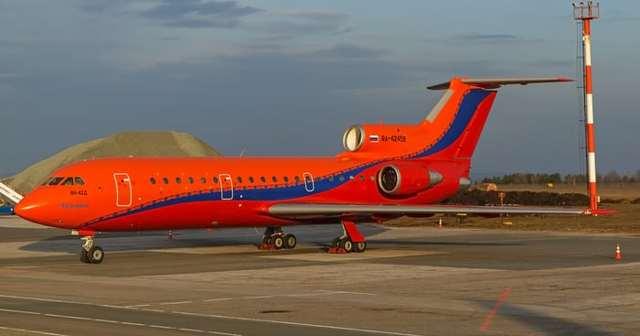 Самолет Як-142: фото, история