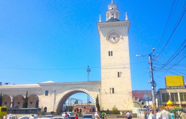 Как добраться до аэропорта Симферополя из Феодосии