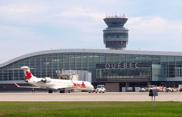 Международные аэропорты Канады: список