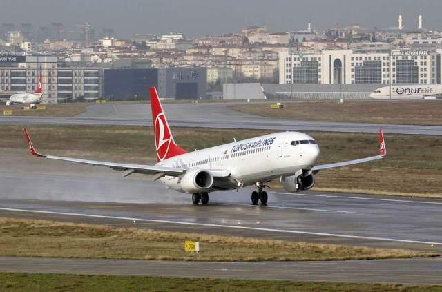 Сколько лететь в Турцию из Самары по времени
