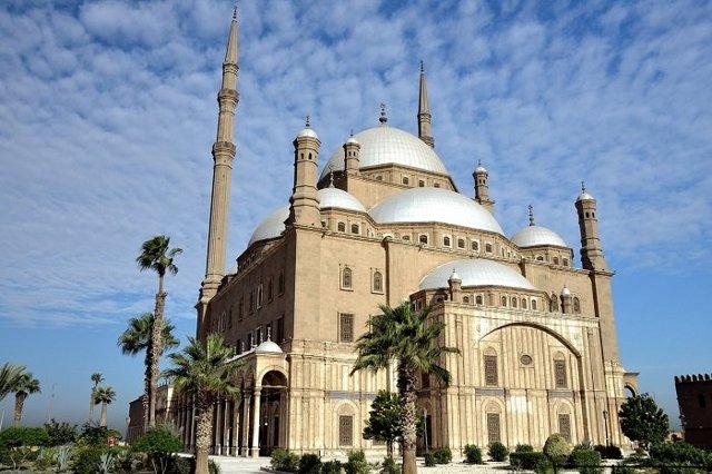 Сколько лететь до Каира из Москвы