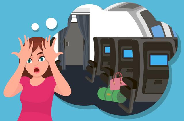 Что делать если забыл вещи в самолете