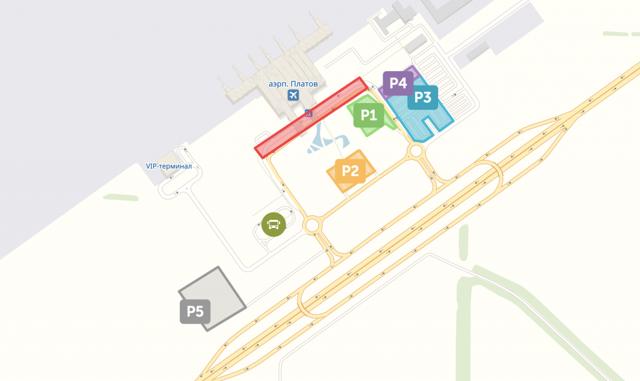 Как добраться от аэропорта Ростова-на-Дону до автовокзала
