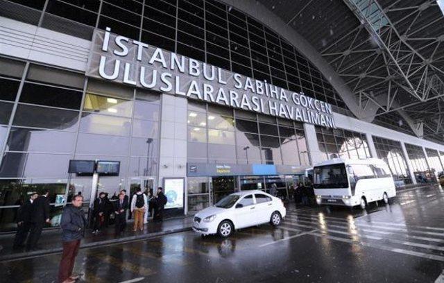 Аэропорты Турции на карте: список по городам