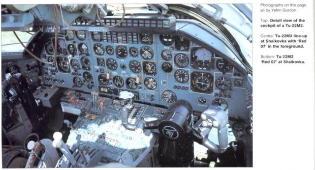 Самолет Ту-22М3: технические характеристики, фото