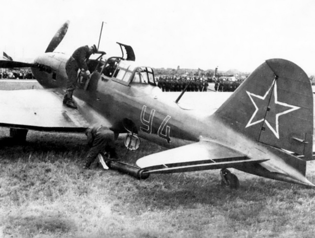 Ил-10 штурмовик: фото, характеристики
