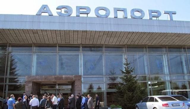 Международные аэропорты Украины: список