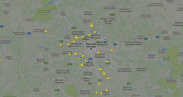 Куда летает Победа из Москвы