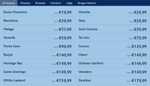 Дешевые перелеты в Европу из Москвы