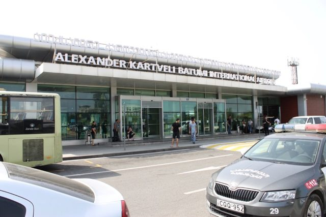 В каких городах Грузии аэропорты: список