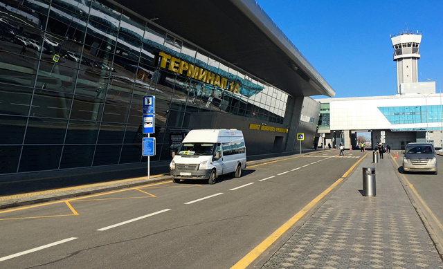 Адрес аэропорта Казани для навигатора