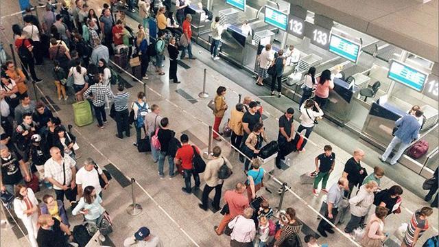 Как зарегистрироваться на рейс в Домодедово