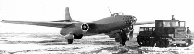 Самолет Ту-14: фото, характеристики