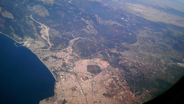 Сколько лететь в Турцию из Киева