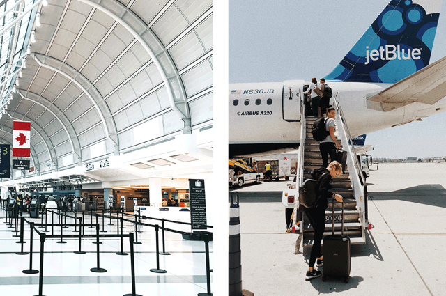 Что нельзя брать в ручную кладь в самолет: новые правила 2016