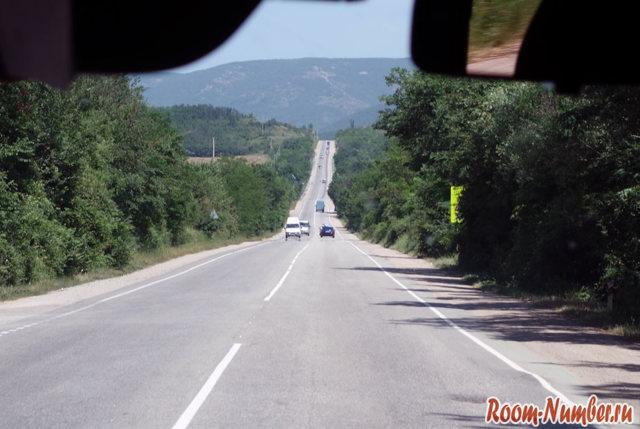 Как добраться из аэропорта Симферополя до Коктебеля