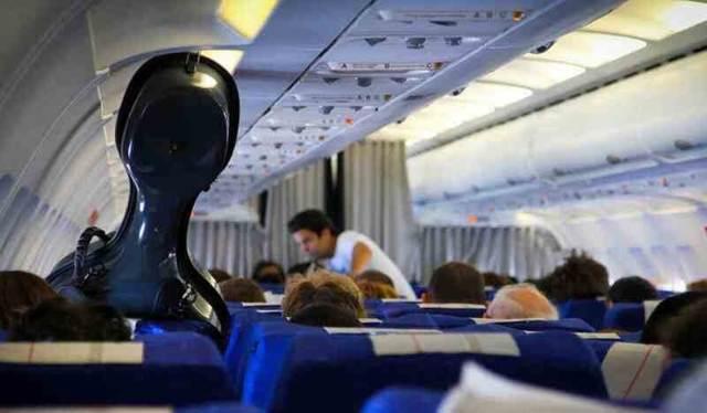Размер ручной клади в самолете