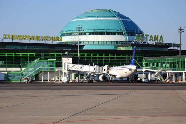 Аэропорты Казахстана: список, в каком городе