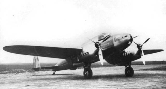Самолет Як-2: фото бомбардировщика