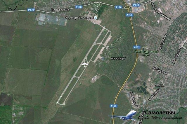 Аэропорт Баратаевка Ульяновск: официальный сайт