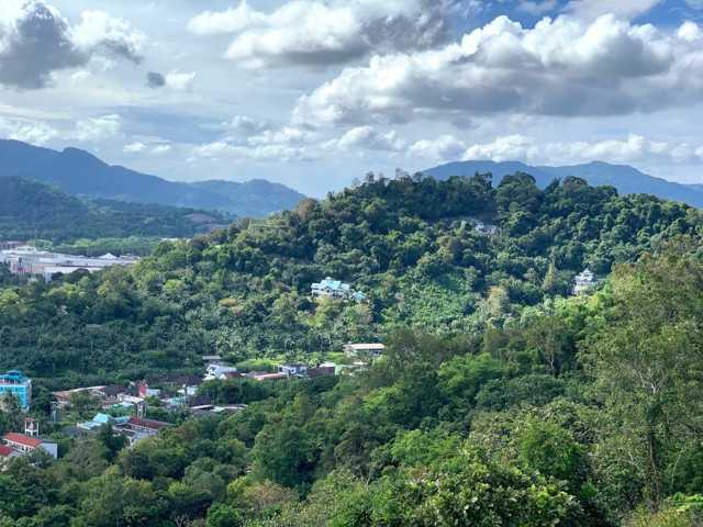 Время перелета Белгород — Таиланд