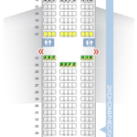 Боинг 777-300 er: схема салона Эмирейтс, лучшие места