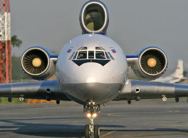 Самолет Ту-344: фото, характеристики