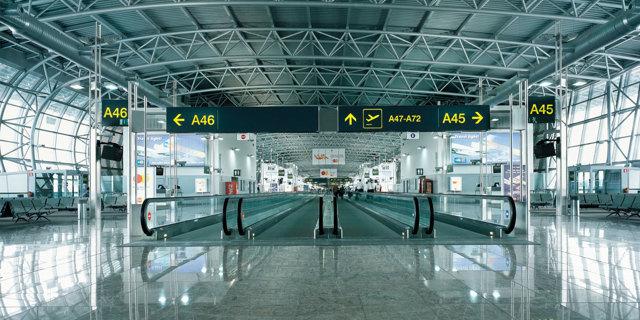Как добраться из аэропорта Брюсселя до центра Брюсселя