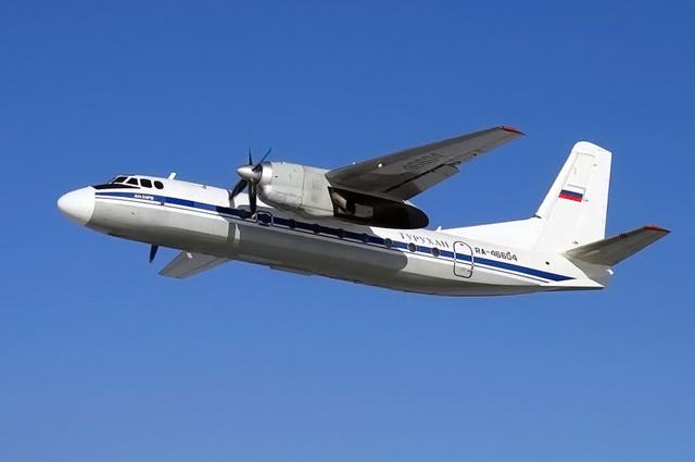 Самолет Ан-24: фото, технические характеристики