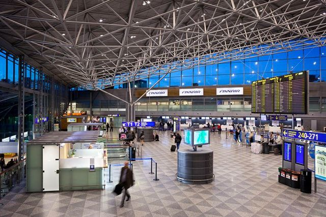 Как добраться до аэропорта Хельсинки из Хельсинки