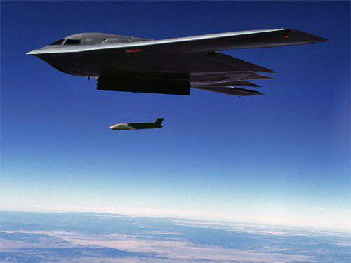 northrop b-2 spirit: фото