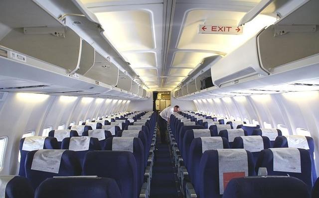 Боинг 737-300: схема салона, лучшие места, фото