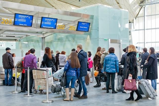 Как зарегистрироваться на рейс Аэрофлота