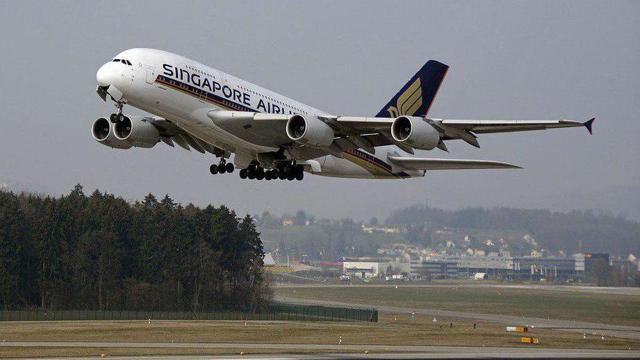Самый долгий перелет на самолете в мире