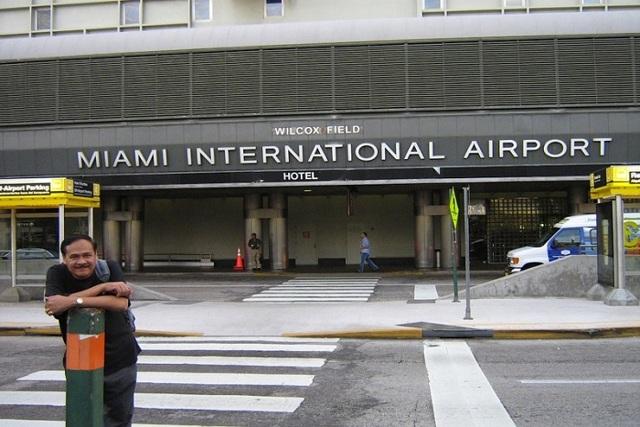 Расстояние от Нью-Йорка до Майами на самолете